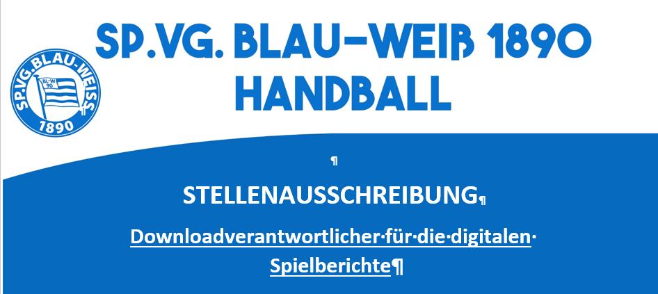 Nuliga Handball Berlin